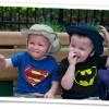 Twin Tuesday: Joshua & Justin