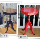 Pimp my Furniture: Vintage Café Table
