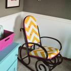 Pimp My Furniture: Rocking Chair Part II