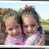 Twin Tuesday: Kaitlyn & Sienna