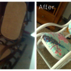 Other People's Projects: Jaime's Bentwood Rocker
