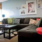Around the House: A Livable Living Room