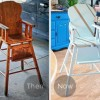 Pimp my Furniture: Updated Vintage High Chair