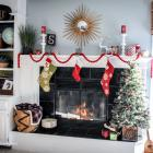 Around the House: 2013 Holiday Decorating