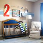 Barrett's Nursery Reveal