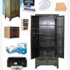 Creative Armoir Storage