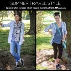 New AD Aesthetic Post: Summer Travel Style