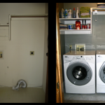 Around the House: Laundry Room