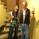 Twin Tuesday: Halloween Hippie