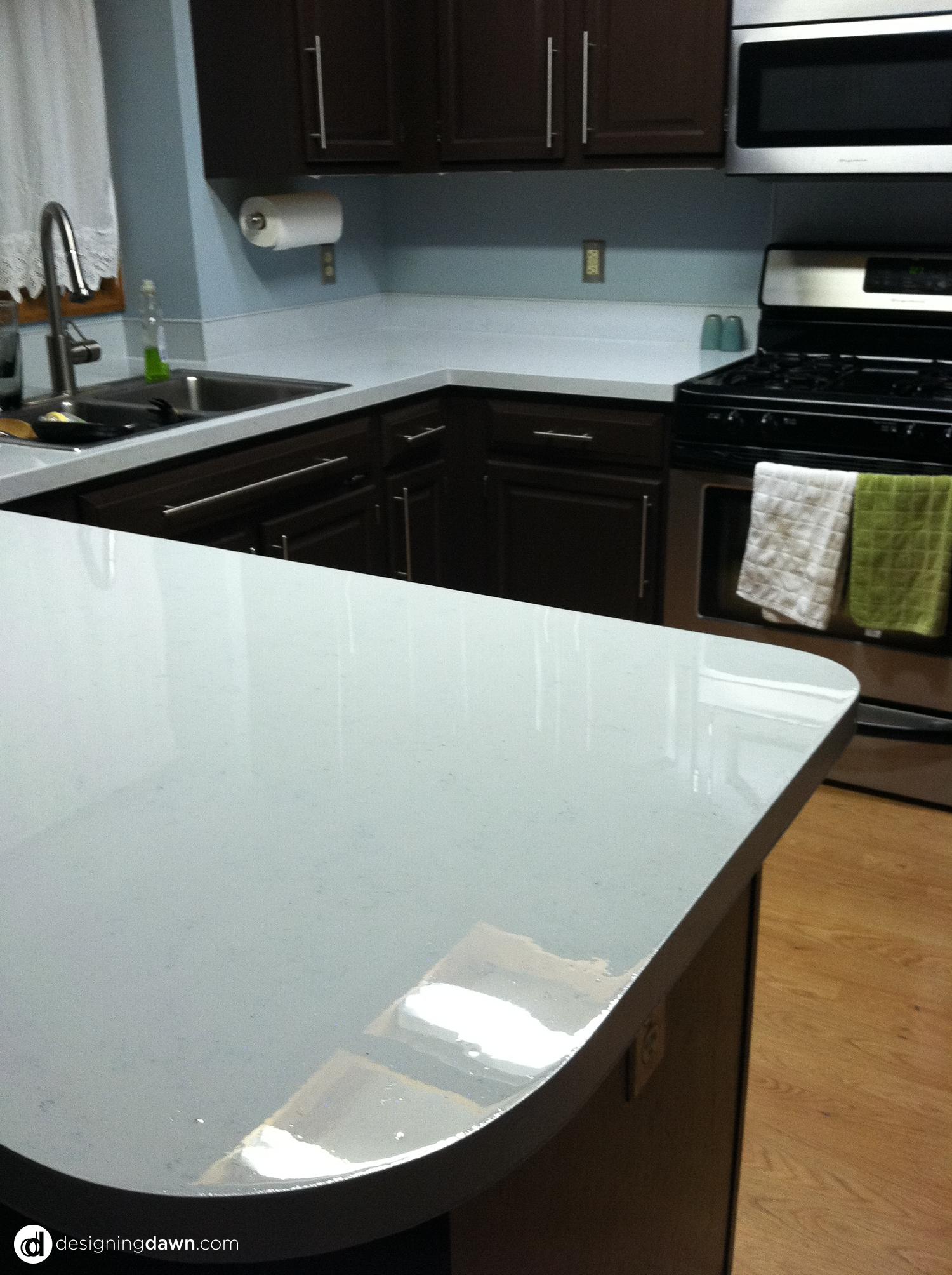 Kitchen Counters - Designing Dawn -3