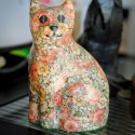 Projects: So I made the cat red