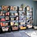 Around the House: My personal library