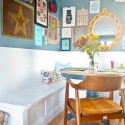 Around the House: Our dining nook