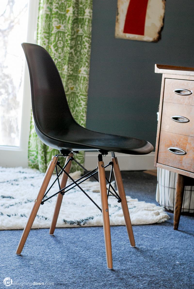 Designing Dawn - office chair