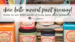 Dixie Belle Paint Giveaway
